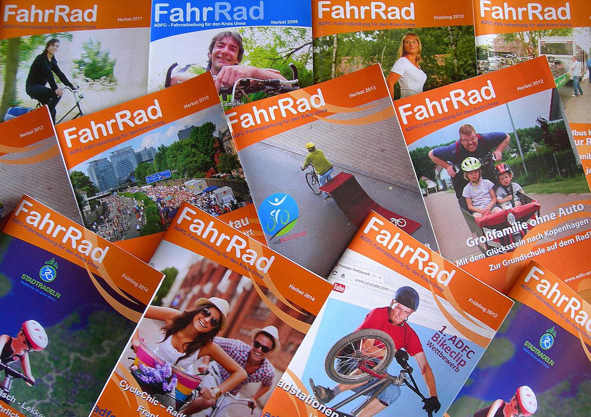 FahrRad Cover