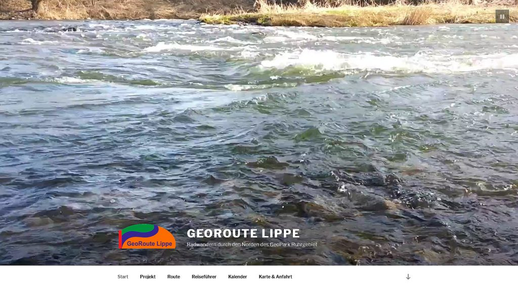 GeoRoute Lippe
